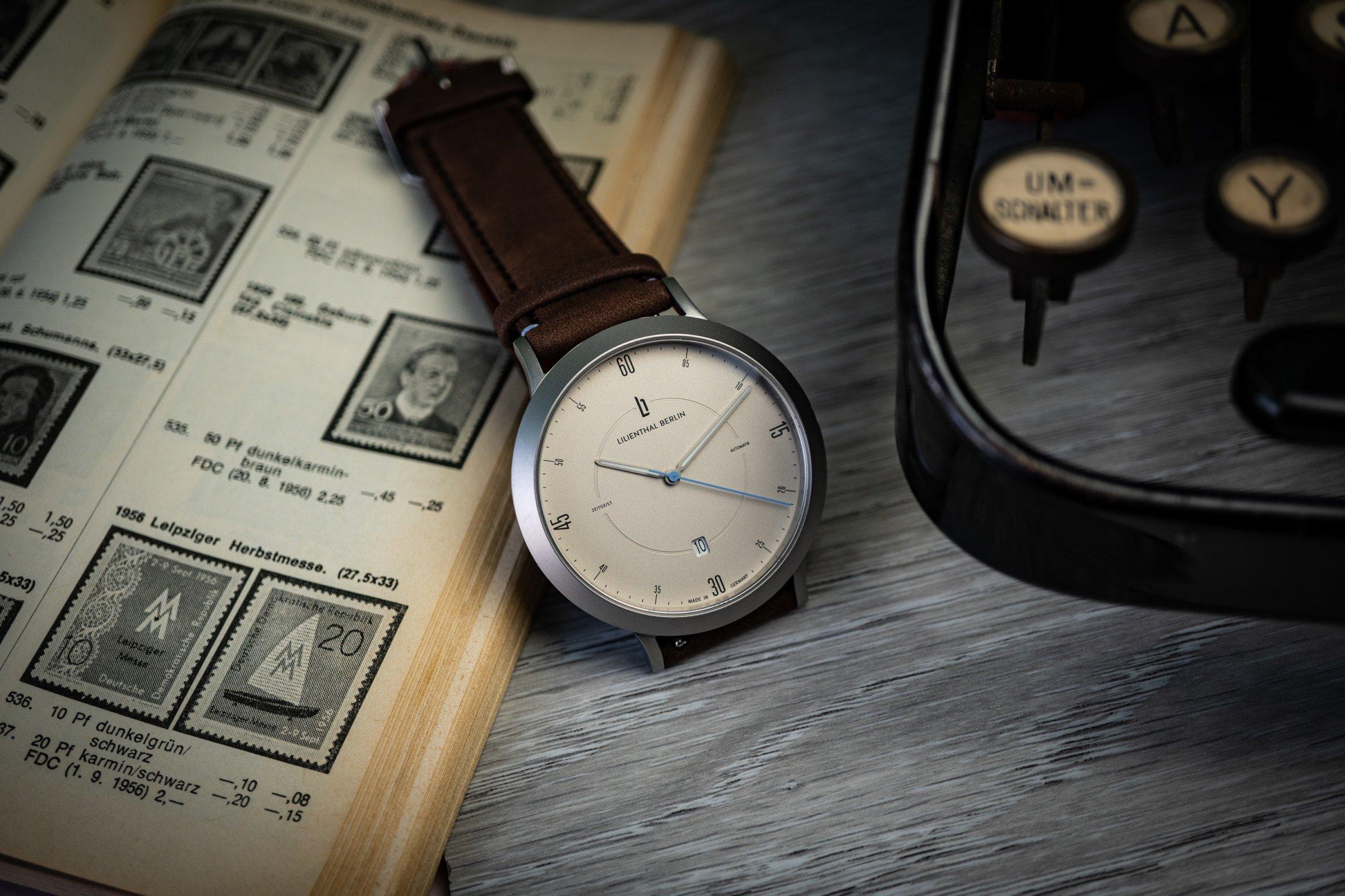 Lilienthal Uhren Test