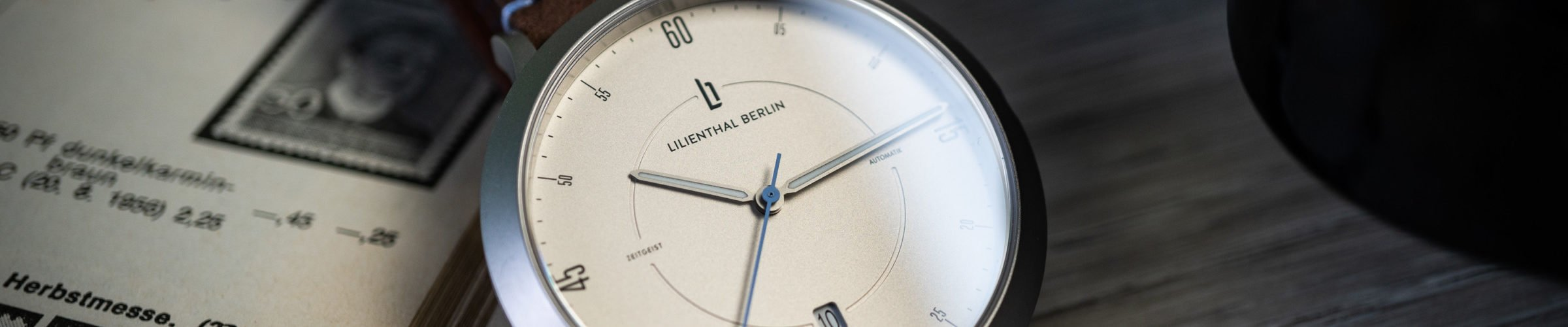 Lilienthal Berlin Zeitgeist Automatik getestet