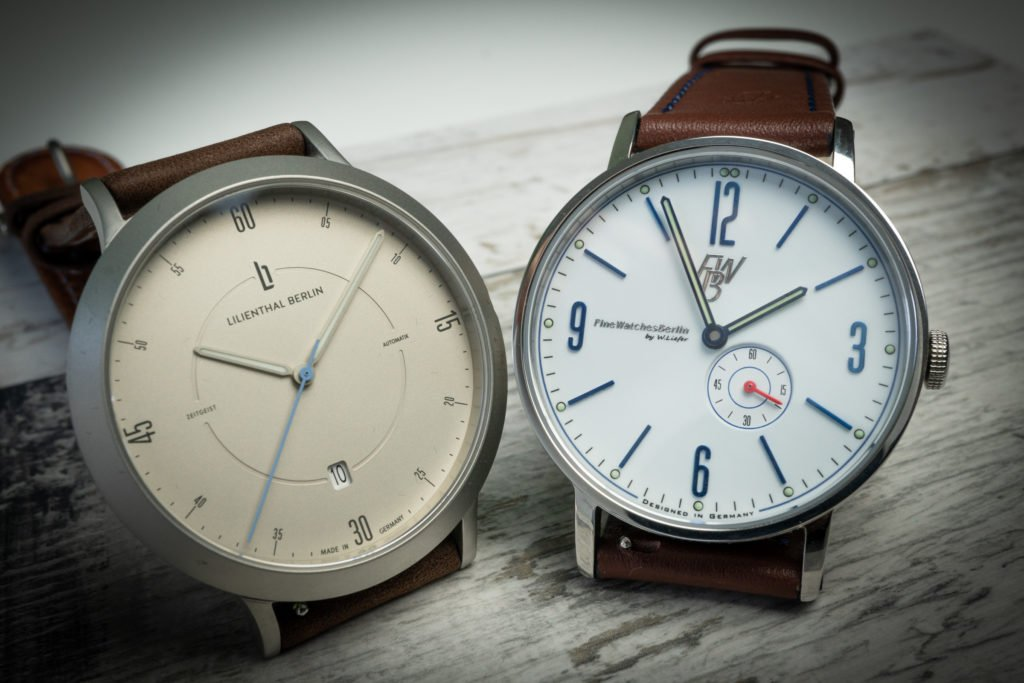Lilienthal Berlin vs. FineWatchesBerlin