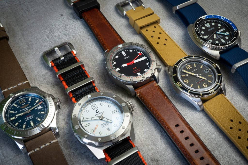 Spinnaker Uhrenbänder