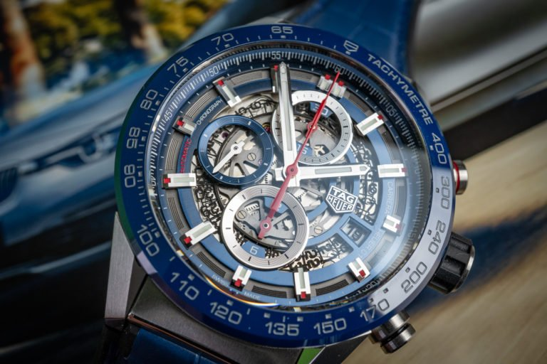 TAG Heuer Carrera 01 Skelettiert