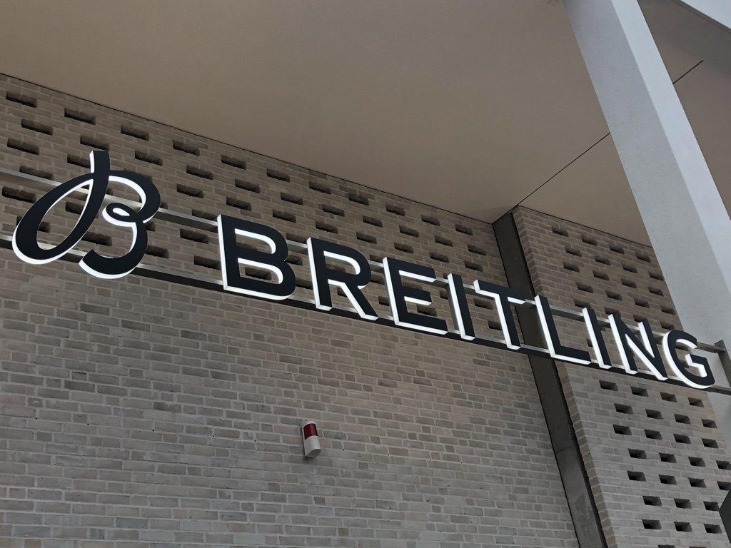 Breitling Outletcity Metzingen bei Stuttgart