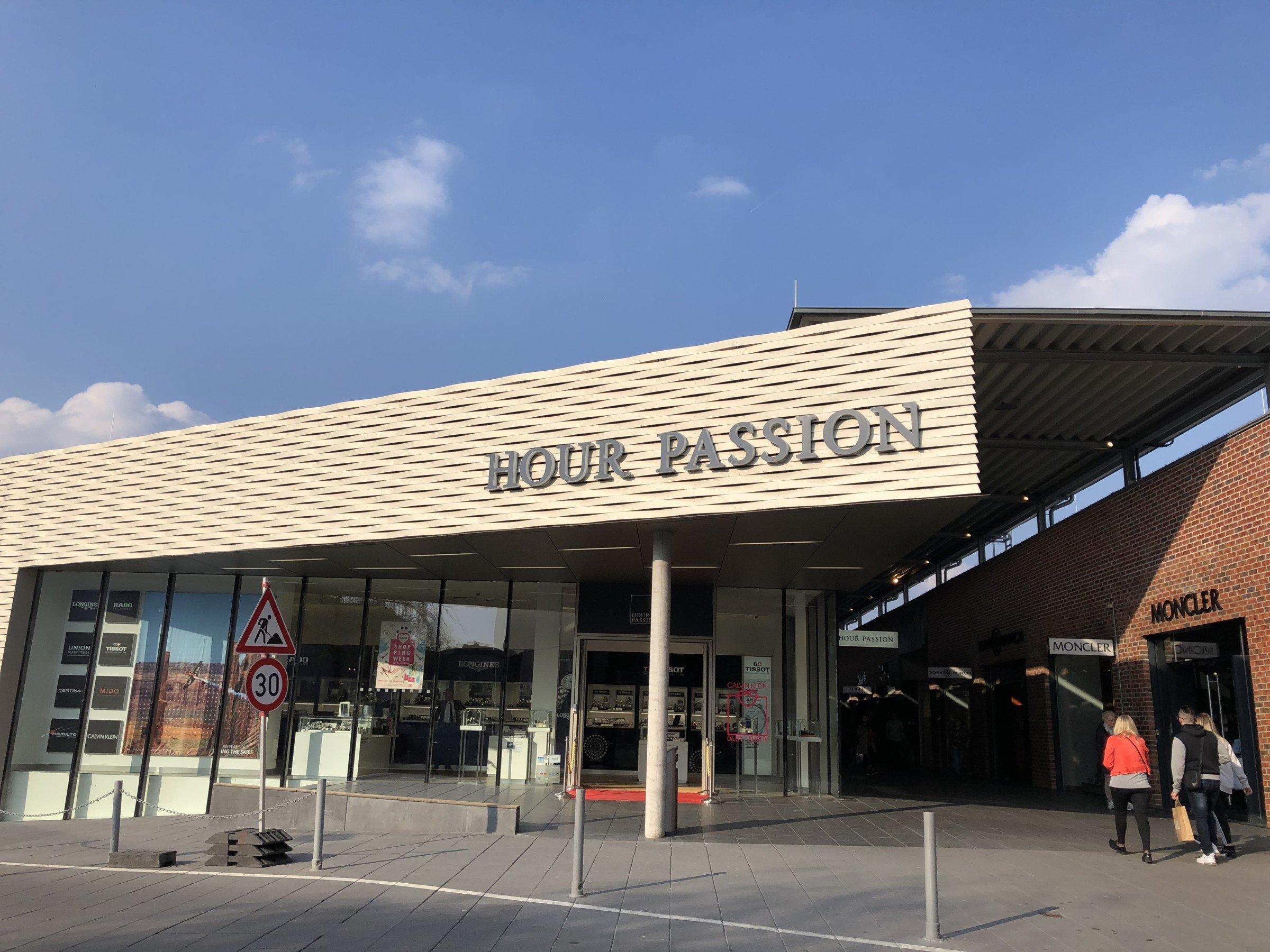 Hour Passion Metzingen Swatch Erfahrungen OPutlet