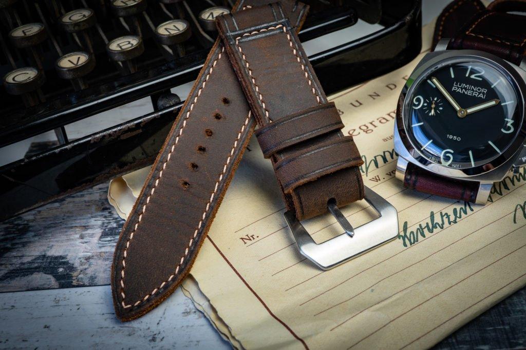Panerai Armband Lederband Uhrenband im Test Erfahrungen