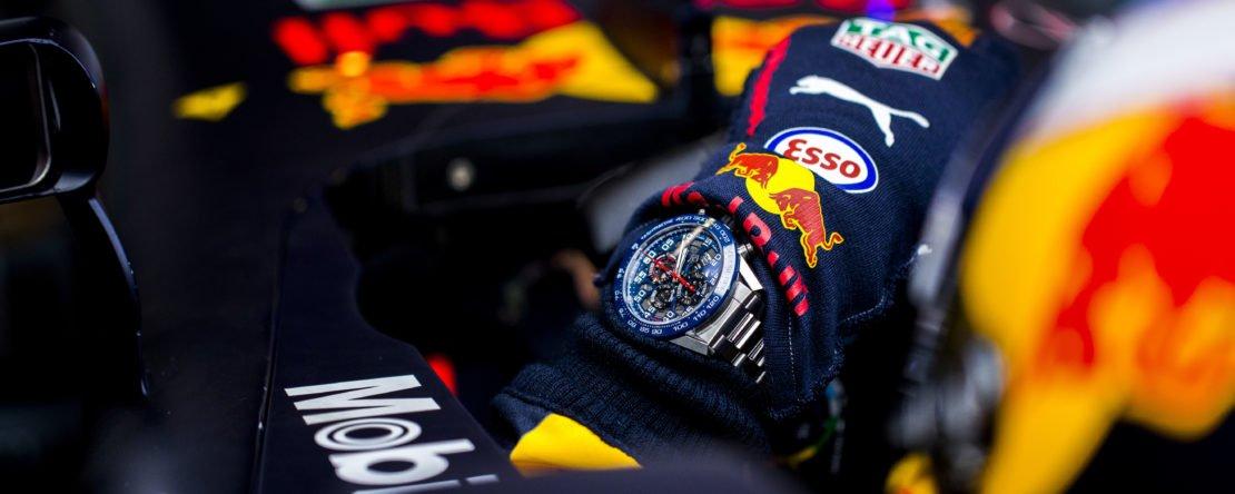 TAG Heuer Carrera Red Bull Racing