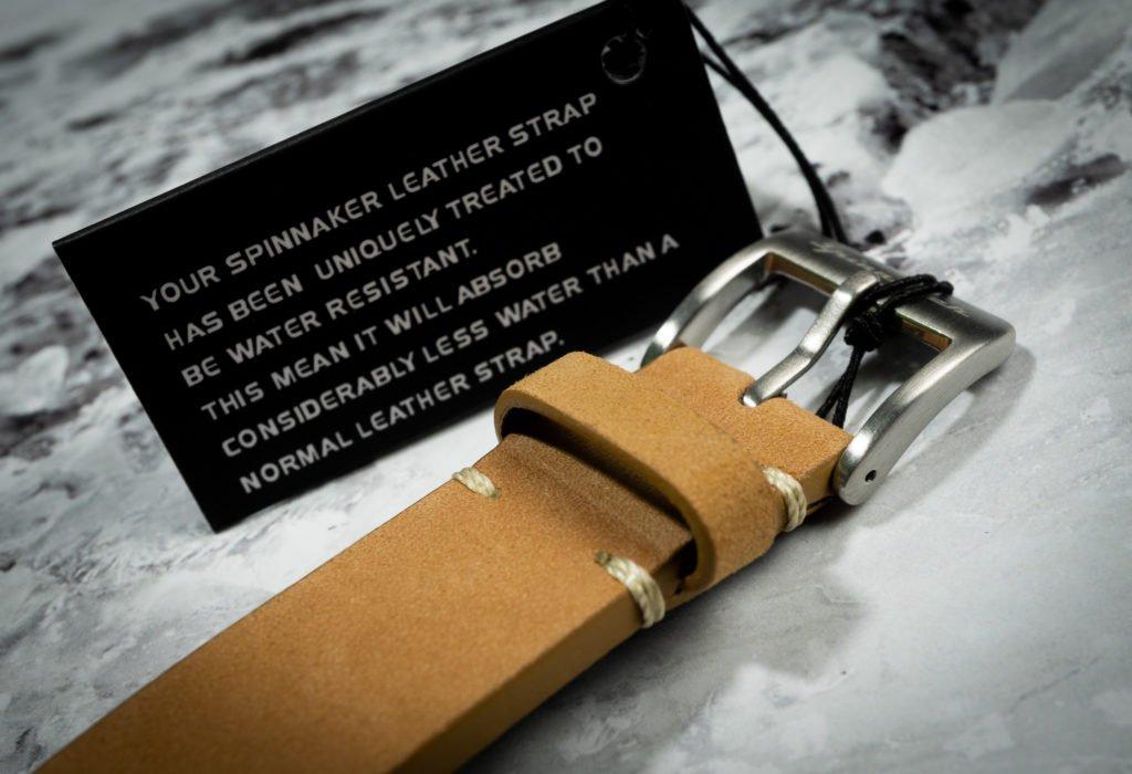 Wasserfestes Lederband Uhrenband