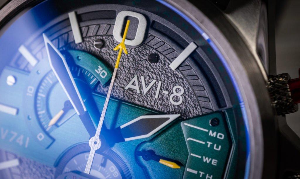 AVI-8 CHronograph Test Erfahrungen