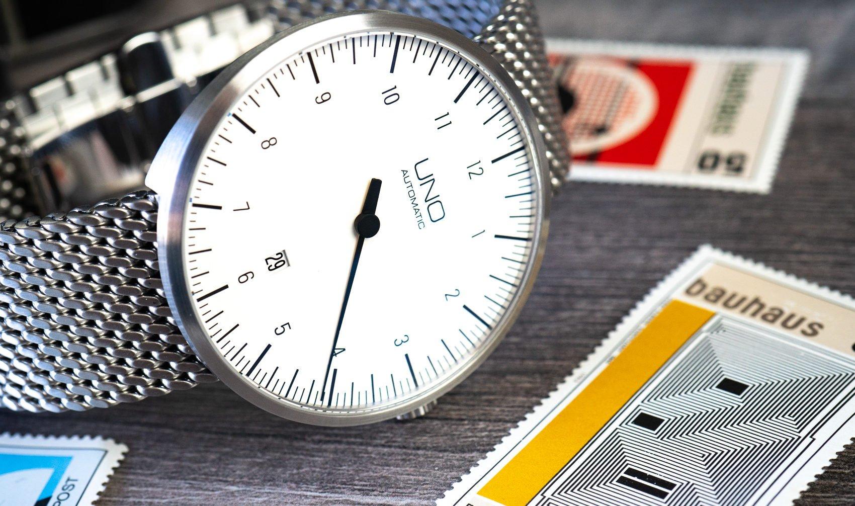 Read more about the article Einzeigeruhren-Pionier: Botta Design UNO im Test