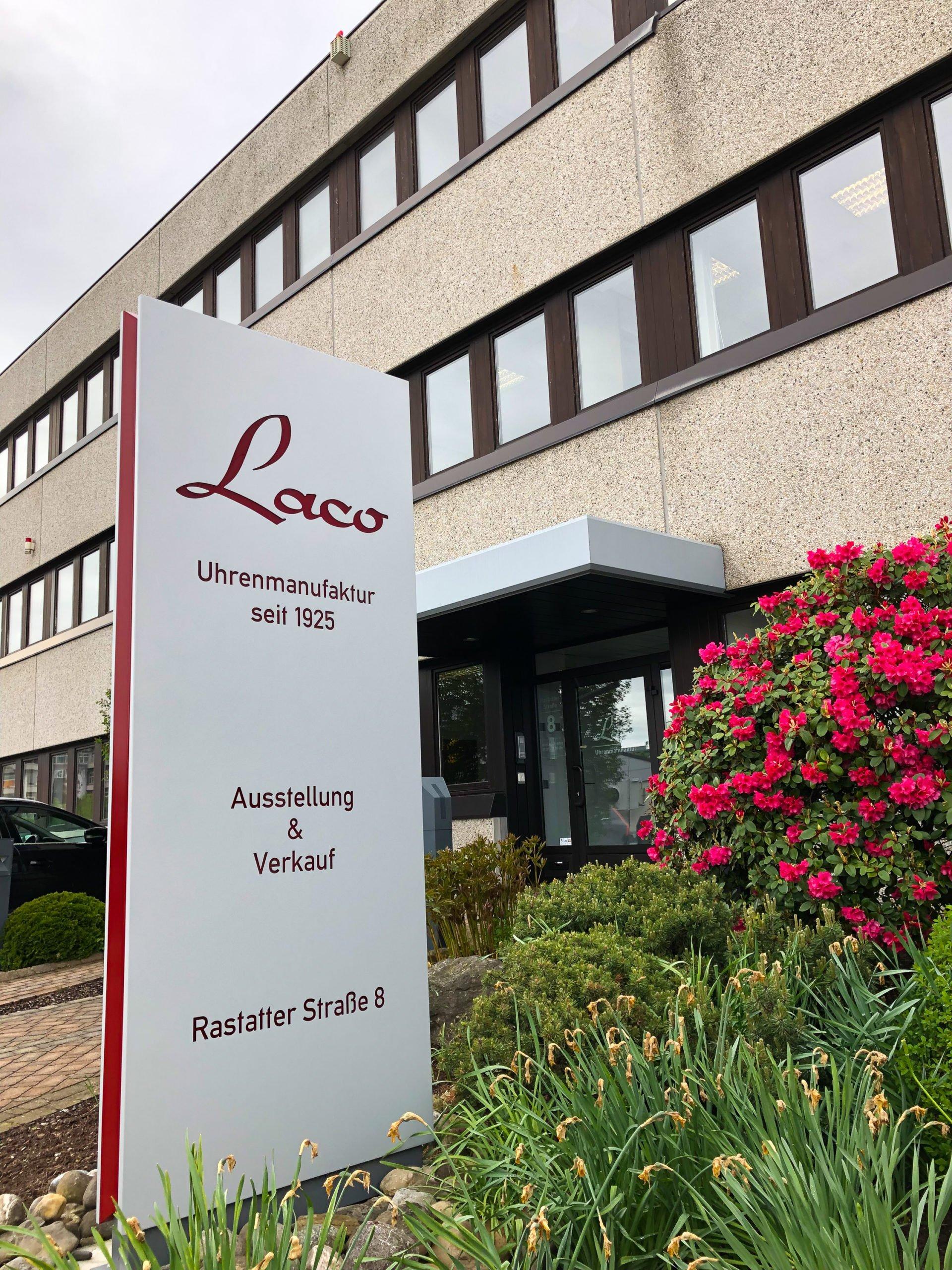 Zu Besuch bei Laco 1925 in Pforzheim: Einblicke in den Alltag und Neuheiten des Uhren-Herstellers