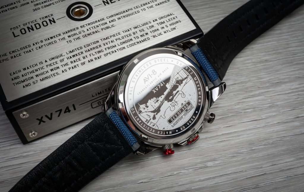 XV741 Royal Air Force RAF Watch