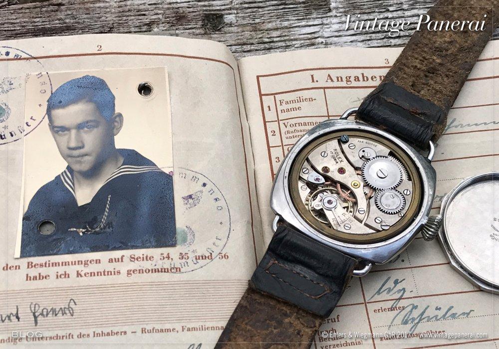 Panerai-3646-Typ-B-Vintage-Rolex-Werk
