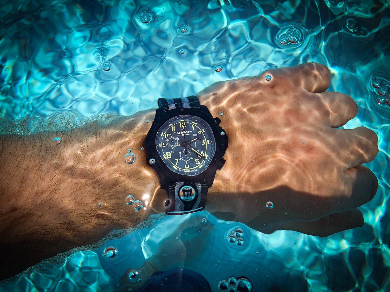 Read more about the article Wasserdicht bis 10 atm & Co. – was bedeuten diese Angaben auf einer Uhr?