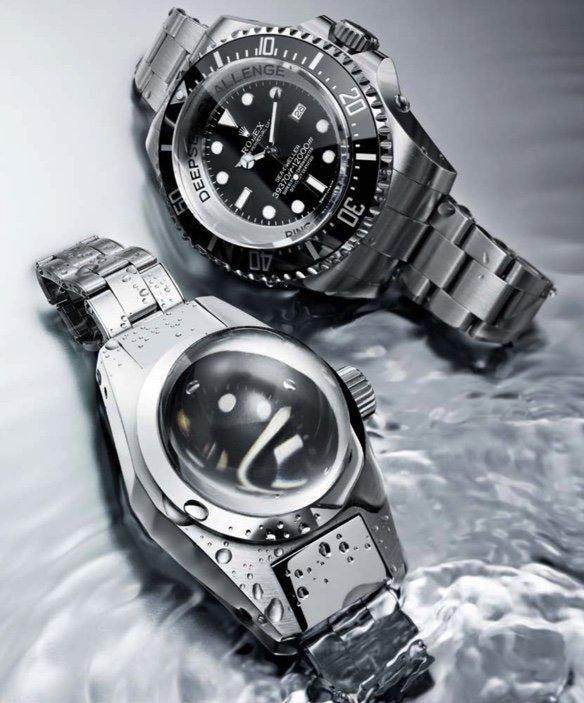 Rolex Deep Sea Taucheruhr Geschichte