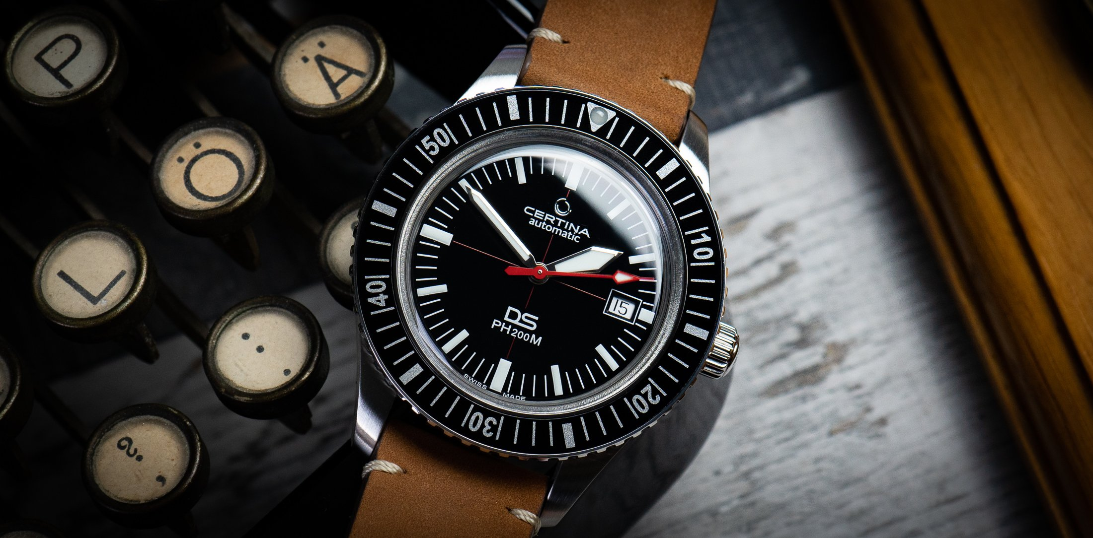 Read more about the article Certina DS PH200M: Retro-Diver im Test