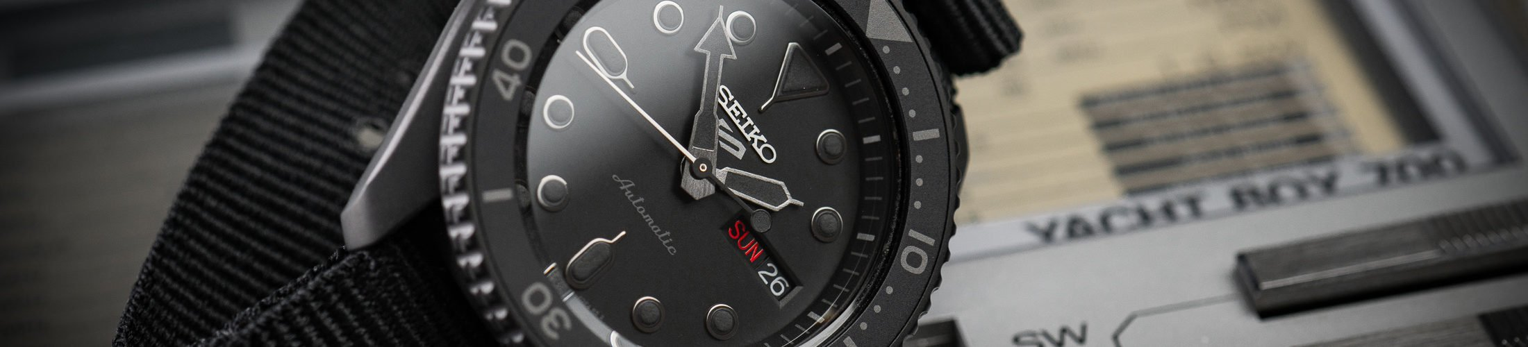 Neue Seiko 5 Test Review 2019
