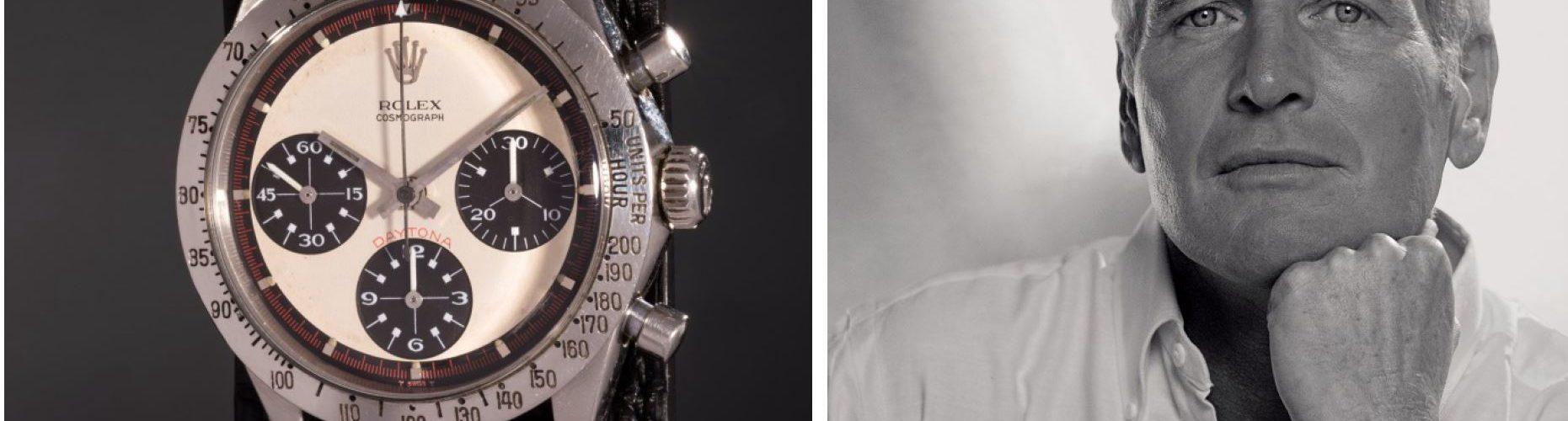 Paul Newman Rolex Daytona 6239 teuerste Uhr der Welt