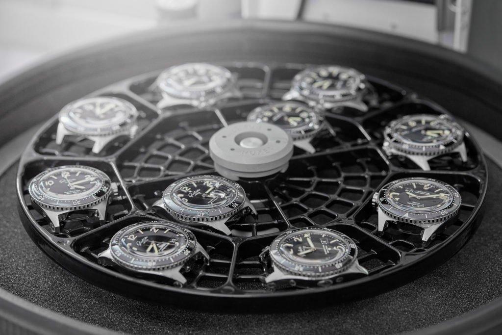 Uhren-Trocknen-nach-Wasserdichtigkeitstest-Gerät-Maschine