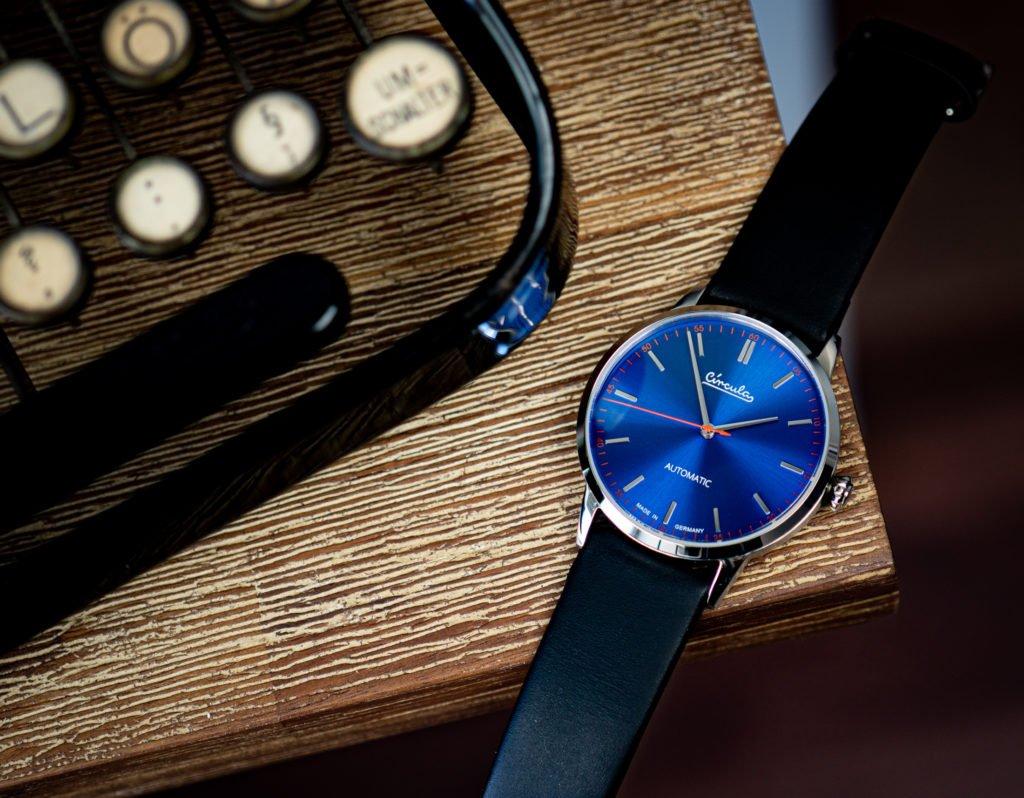 Circula-Klassik-Automatik-Uhren