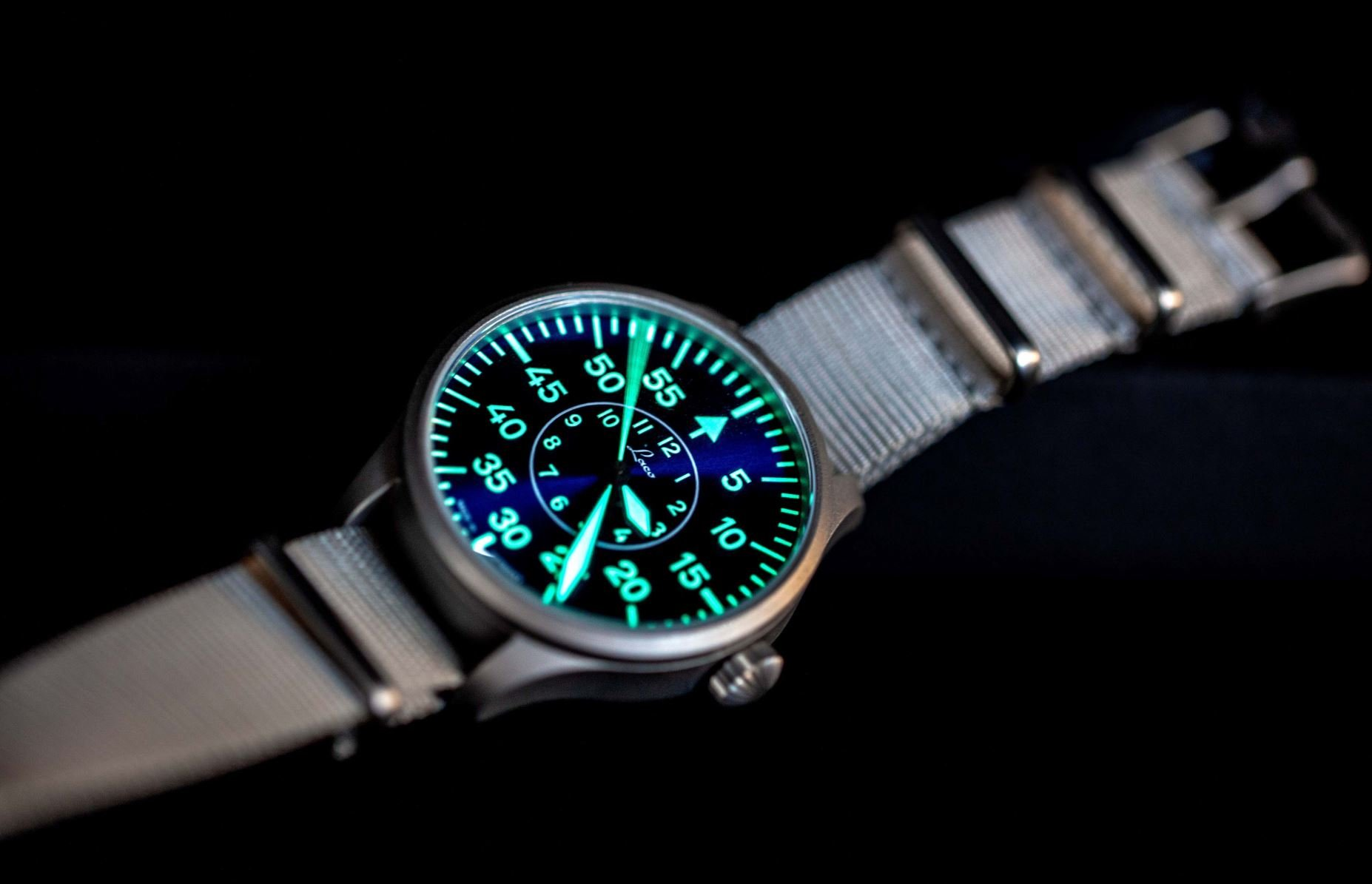 Laco-Fliegeruhr-Blaue-Stunde
