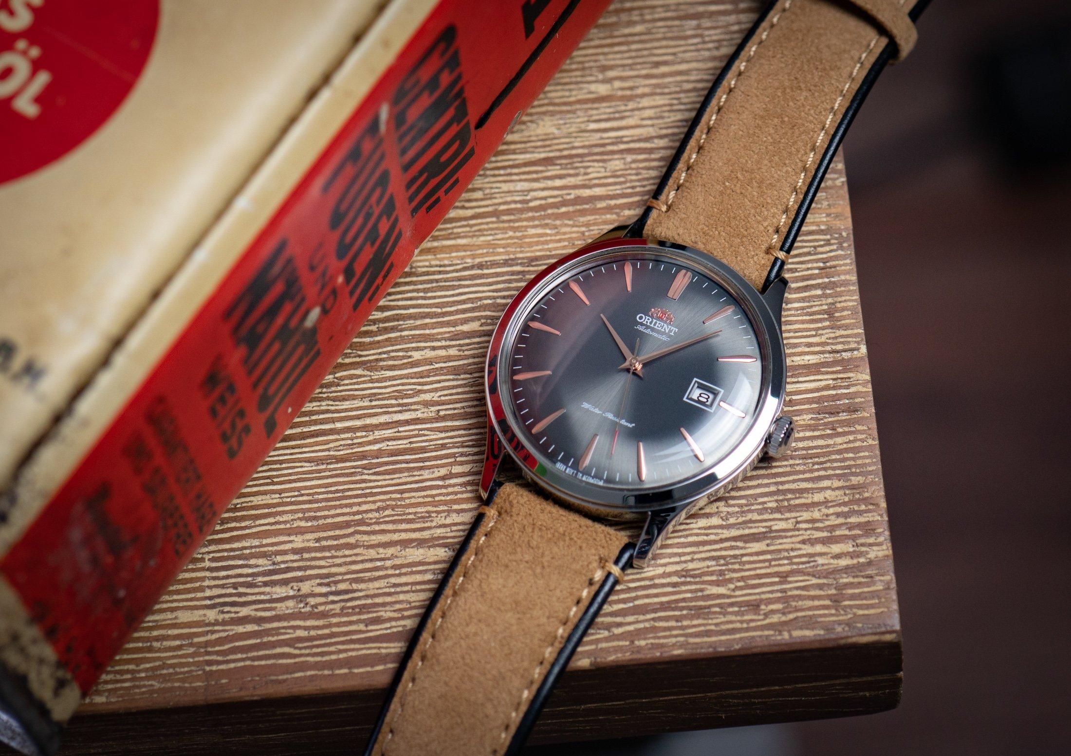 Orient-Bambino-Uhr-Dresswatch-Test