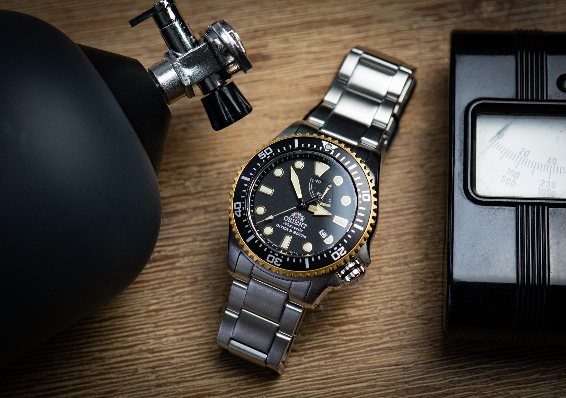 Orient-Uhren-Test-Herren-Analog-Automatik-Uhr-mit-Edelstahl-Armband-RA-EL0003B00B