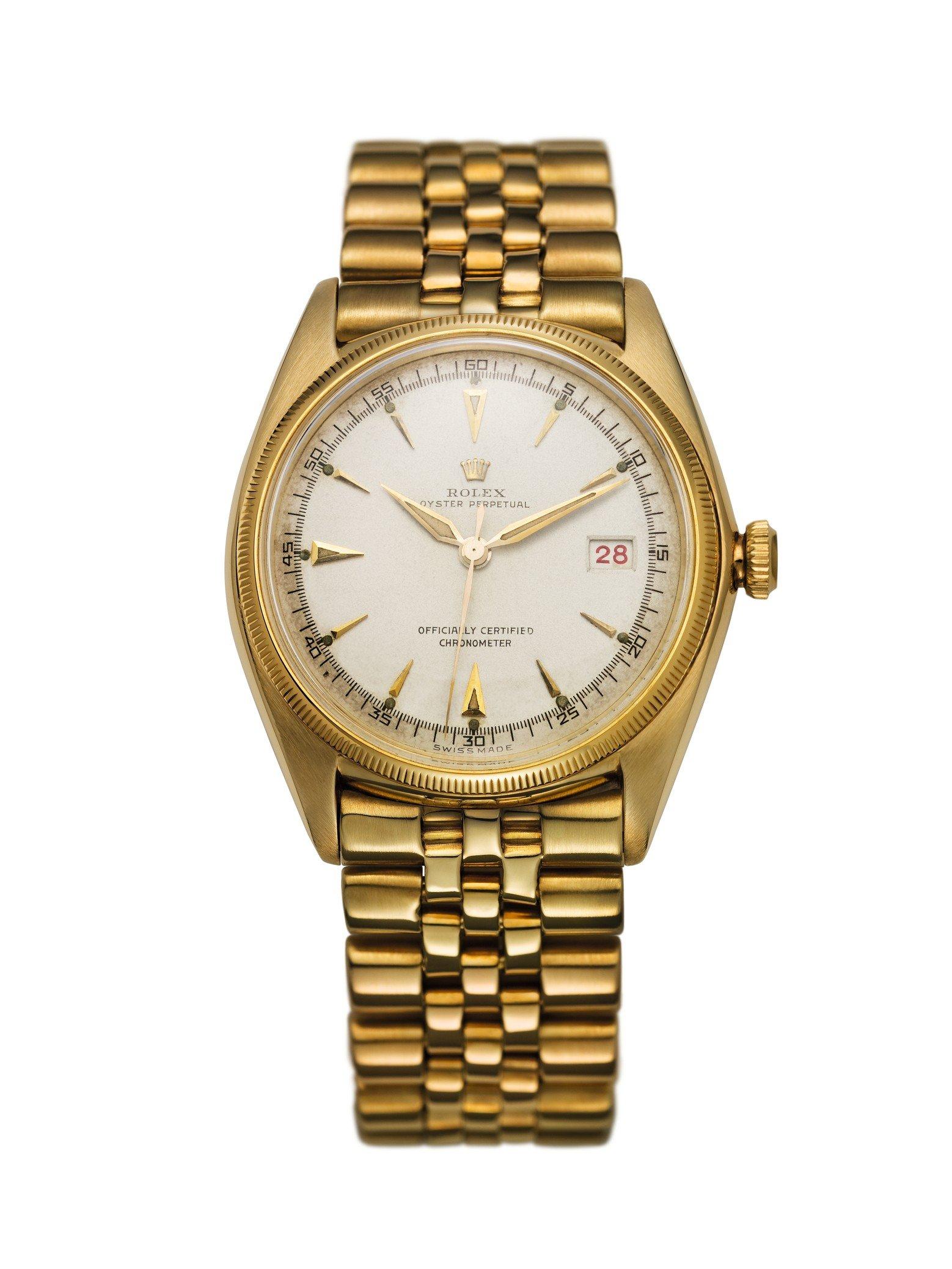 Erste-Rolex-Datejust-1945-1