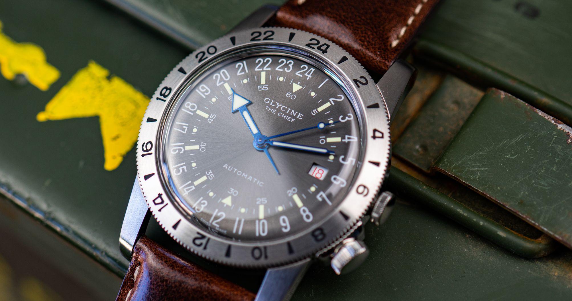 Read more about the article Glycine Airman GMT-Uhr: Test und Geschichte des ewigen Schweizer Underdogs