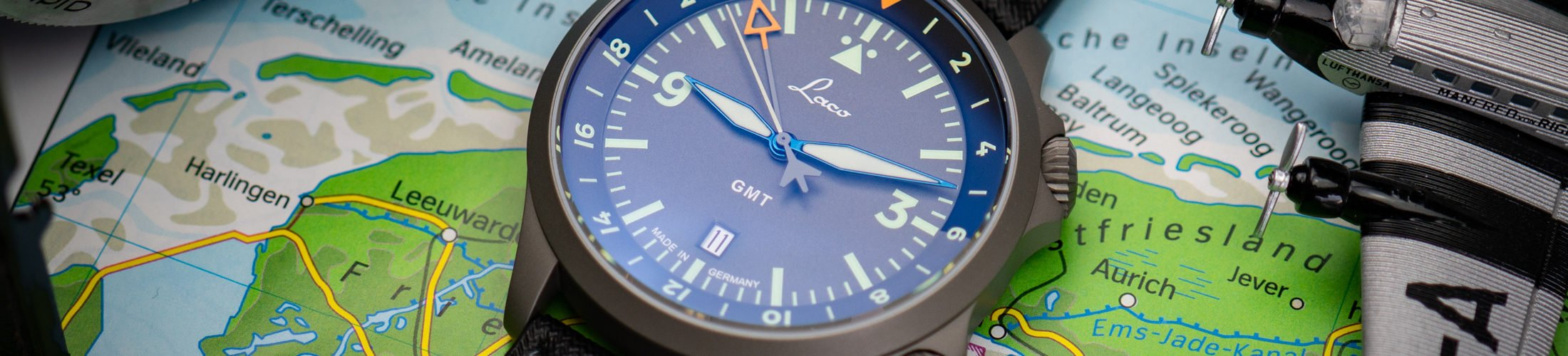 Laco Frankfurt GMT Test