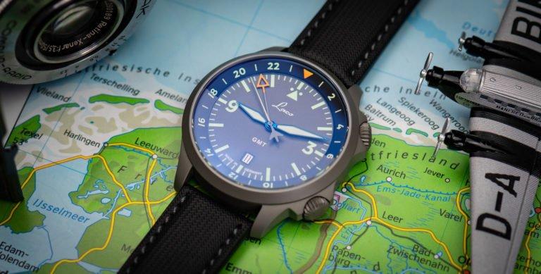 Laco Frankfurt GMT Test