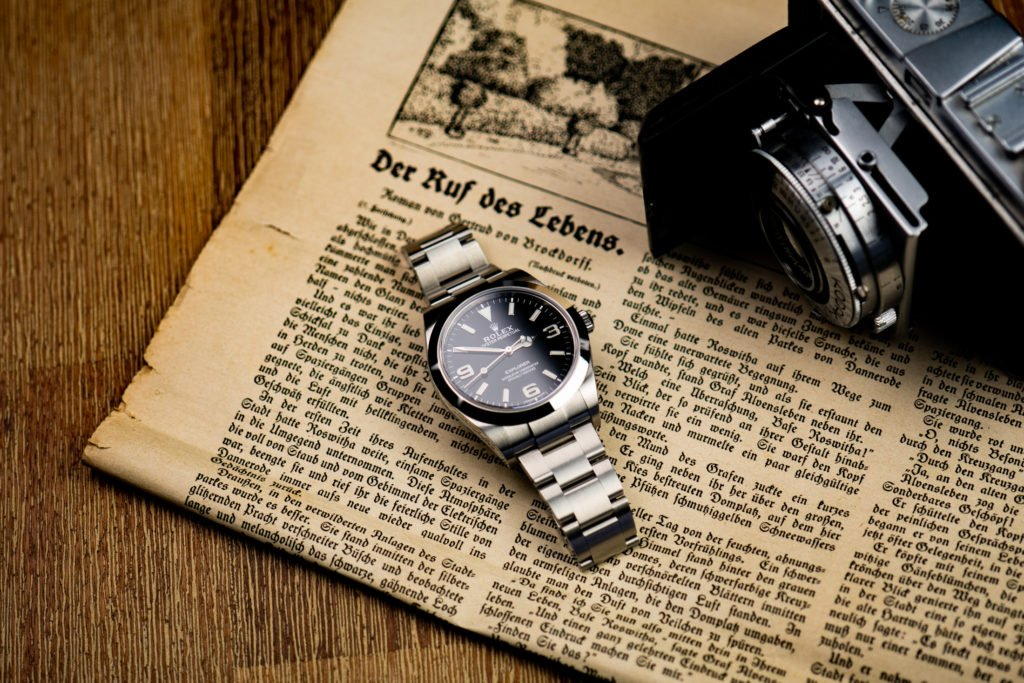 Rolex-Explorer-I-Geschichte-Edmund-Hillary-Mount-Everest