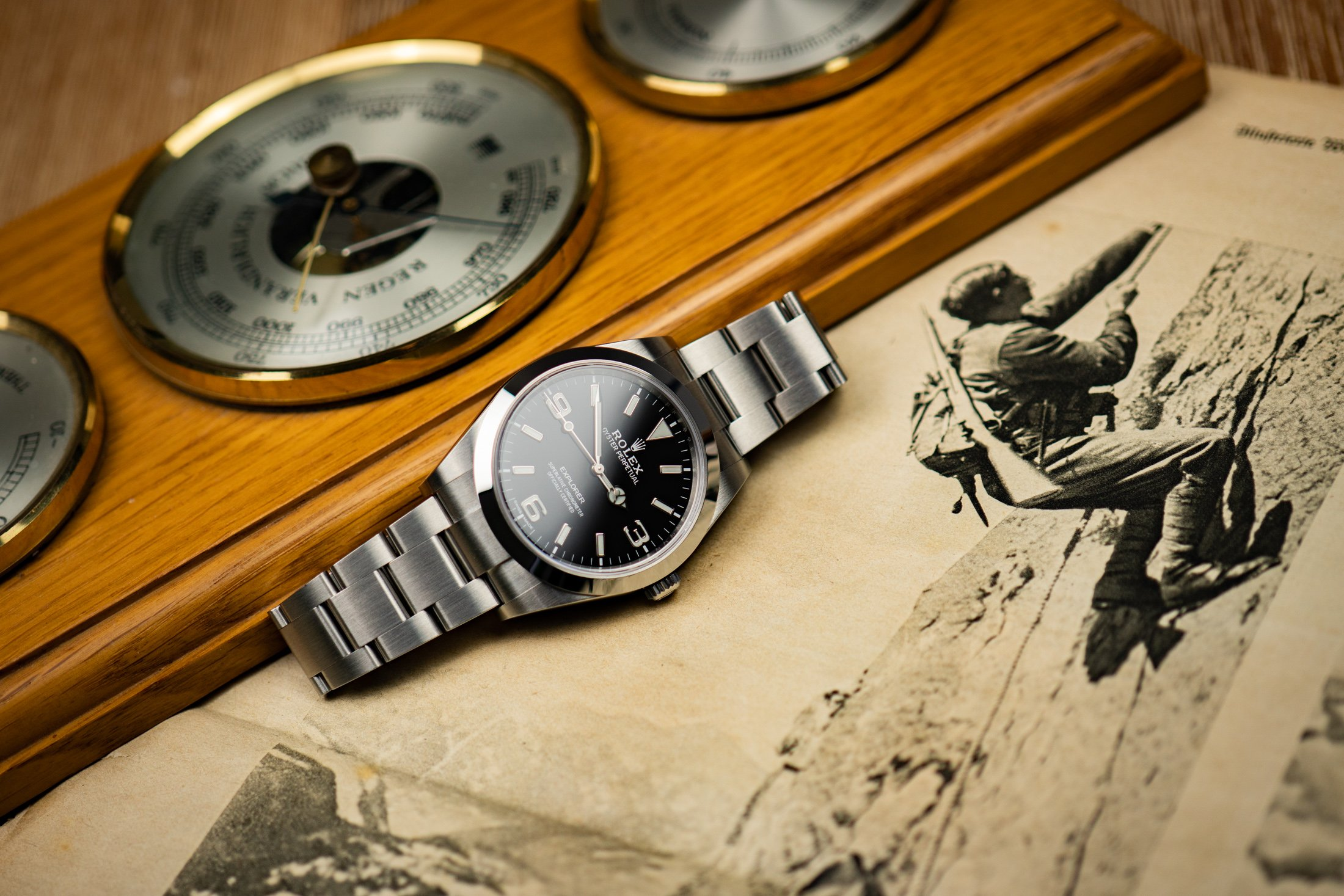 Rolex-Explorer-I-Geschichte-Edmund-Hillary-Mount-Everest-Himalaya-Expedition-1953