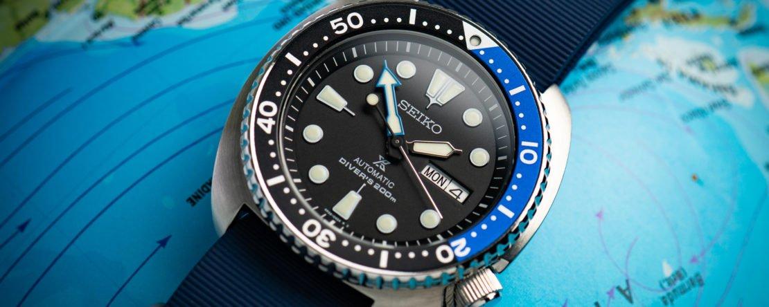Seiko Prospex Diver's Taucheruhren