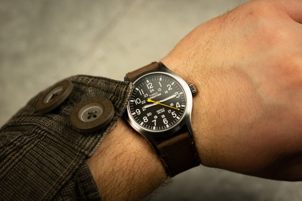 Timex-Expedition-Scout-Handgelenk