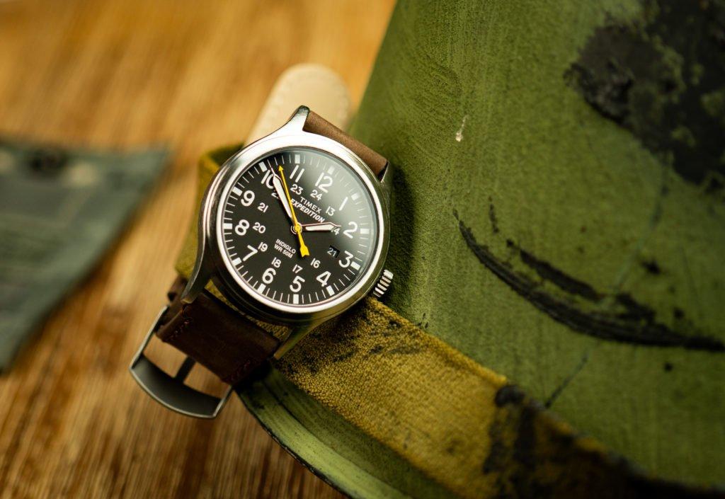 Timex-Expedition-Scout-Militär-Felduhr