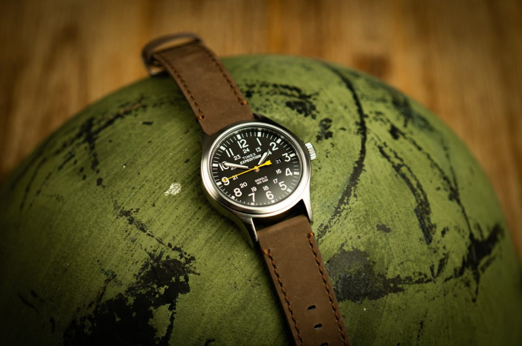 Timex Expedition Scout Militäruhr