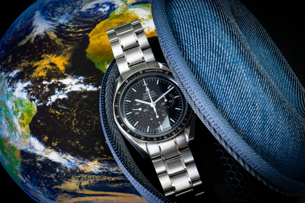 Omega-Speedmaster-Moonwatch-Lünette-Aluminium
