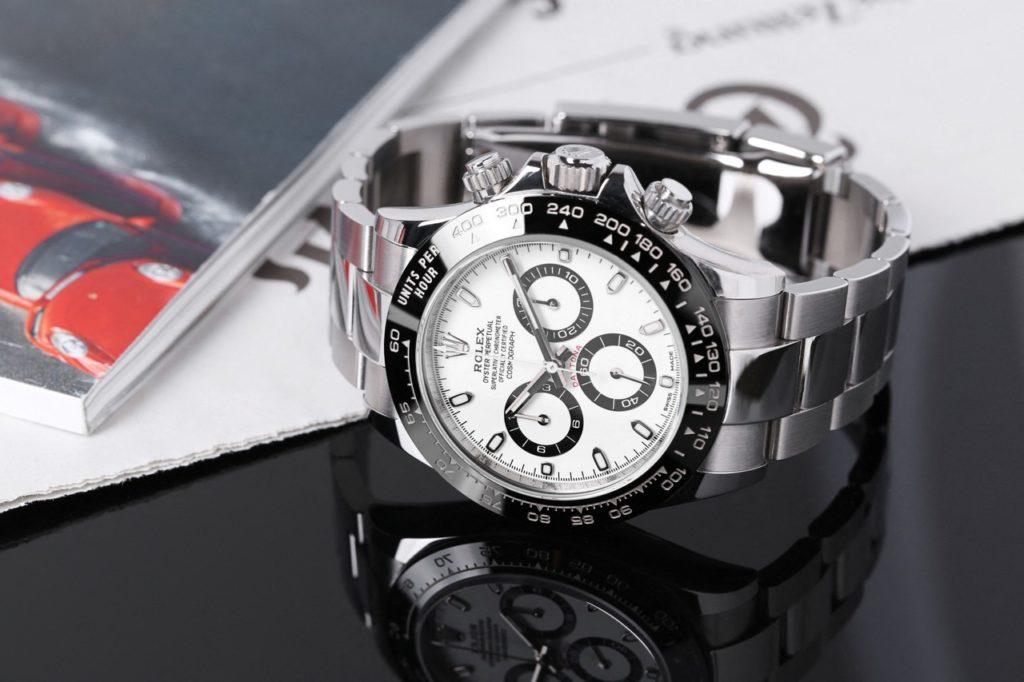 Rolex-Daytona-Panda-Keramik-Uhrensammlung
