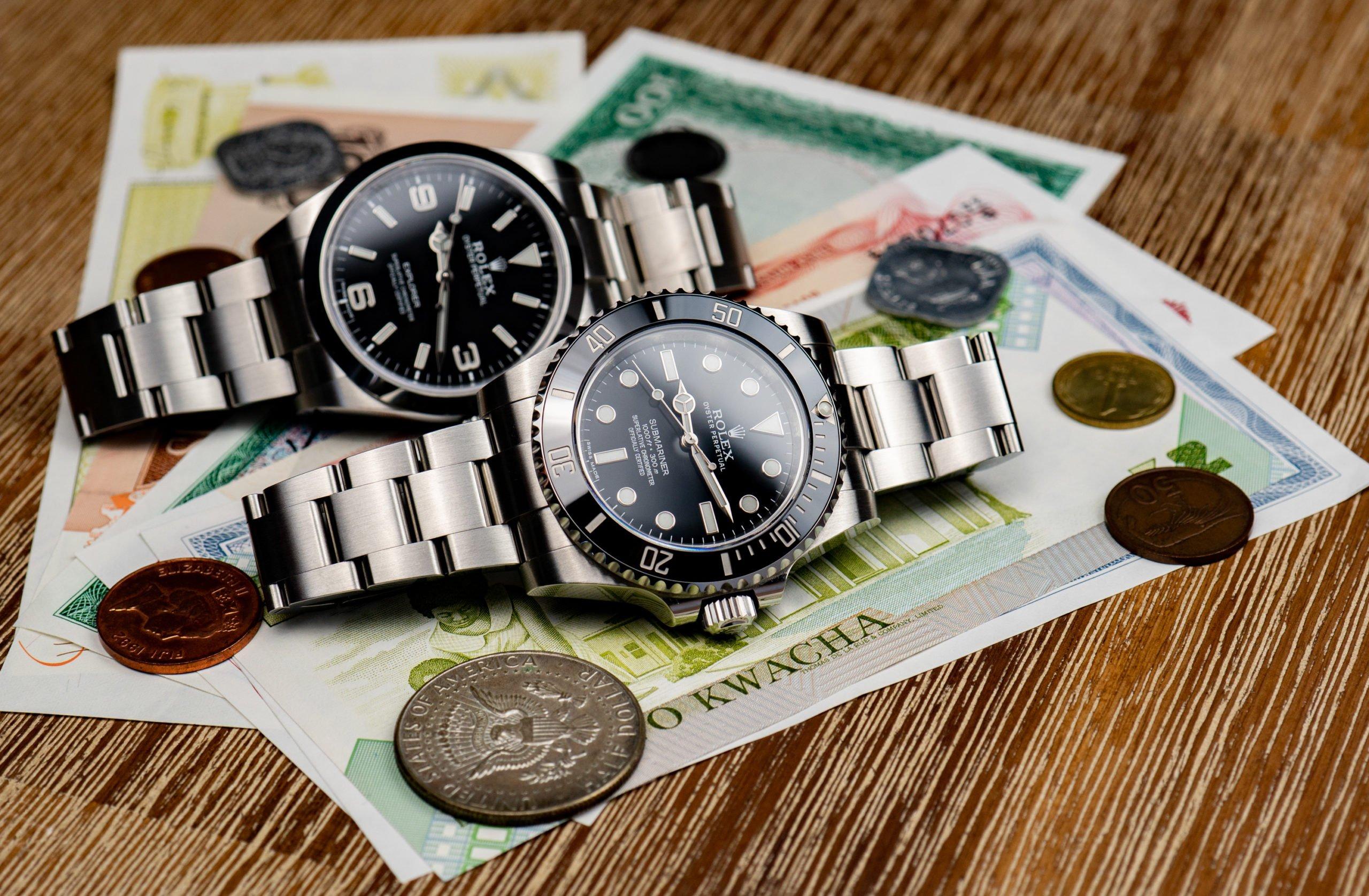 Rolex Preisentwicklung Preise aktuell