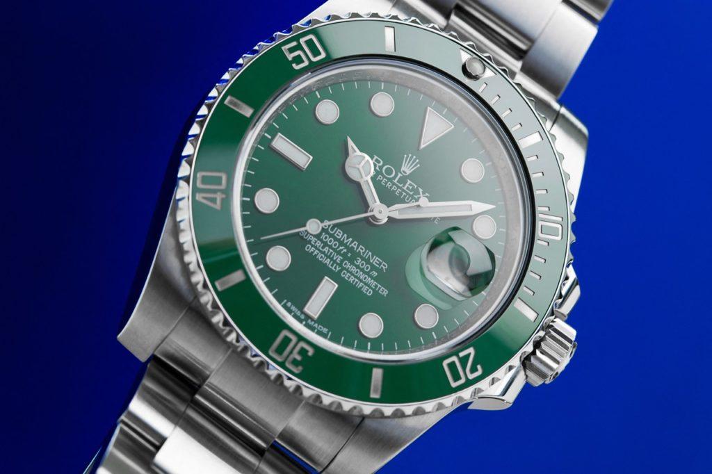 Rolex-Submariner-Hulk