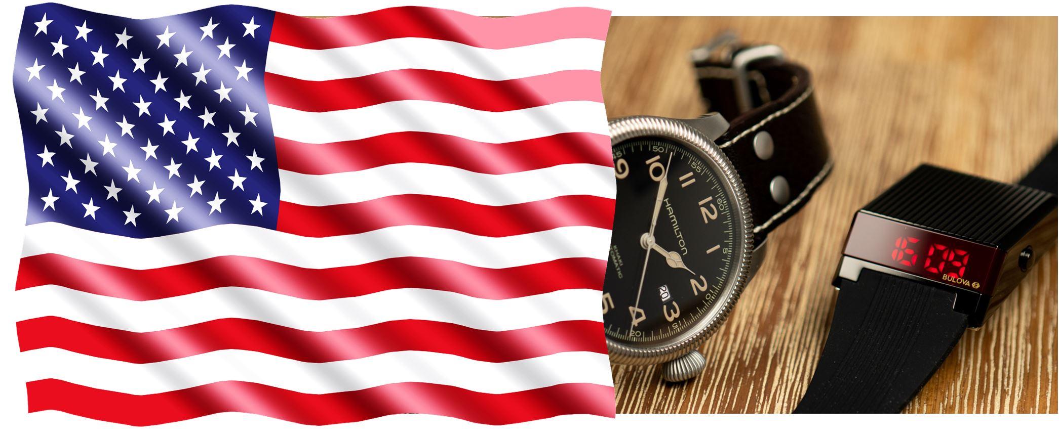 Read more about the article Born in the USA – was ist noch übrig von der amerikanischen Uhren-Industrie?