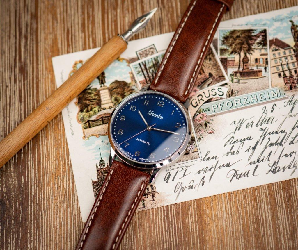 Circula-Heritage-Uhr-Test