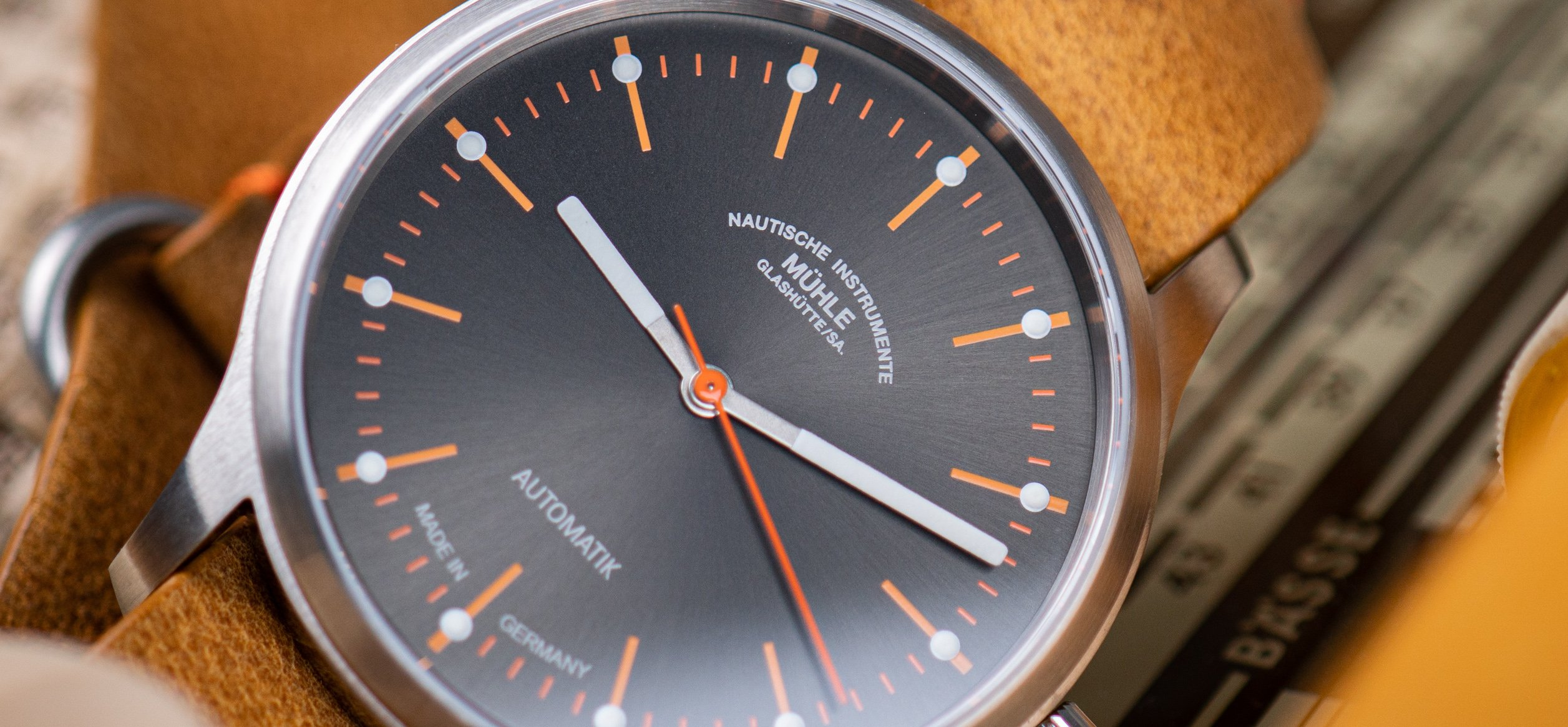 Read more about the article Mühle-Glashütte Panova im Test