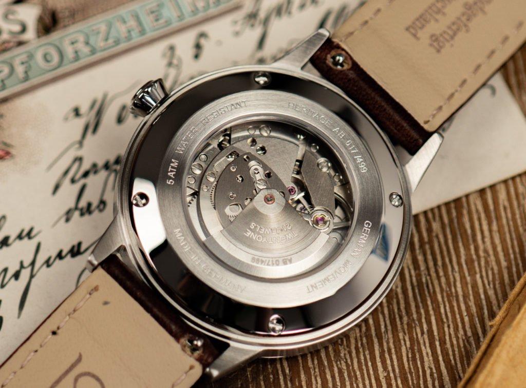 PUW-1661s-Automatik-Kaliber-Uhr