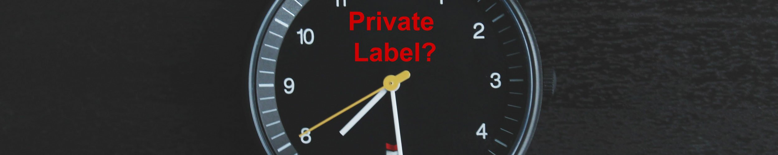 Private Label Uhren