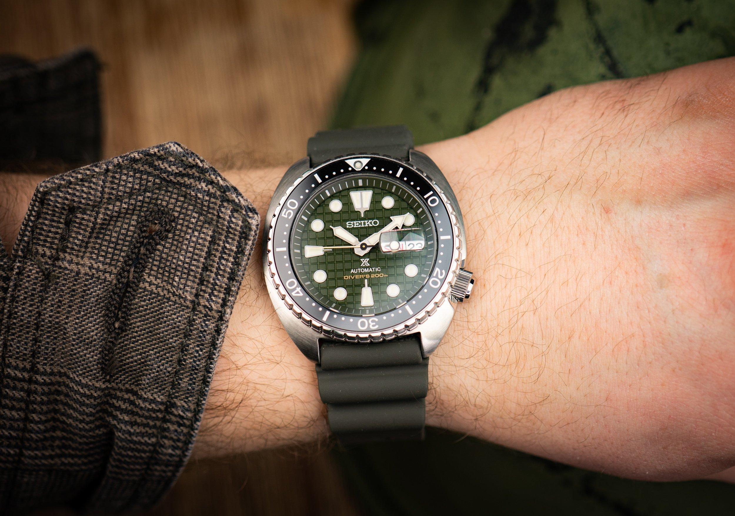 Seiko-King-Turtle-Uhrengröße-45-mm-Durchmesser