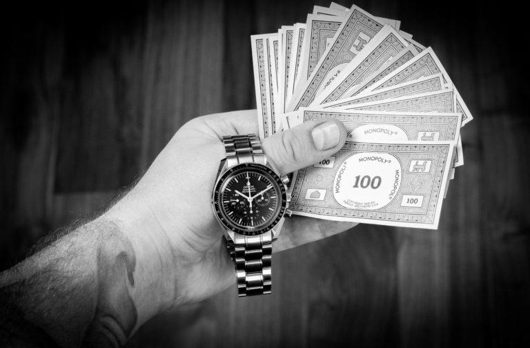 Luxus Uhr Finanzierung auf Raten zahlen