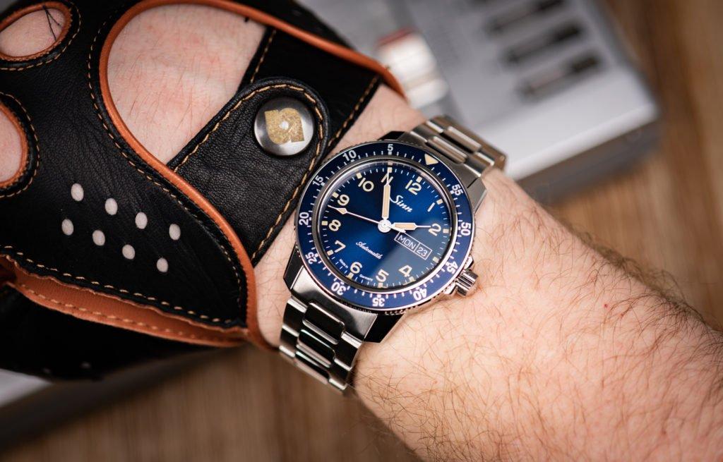 Sinn-104-St-Sa-H-Link-Edelstahl-Armband