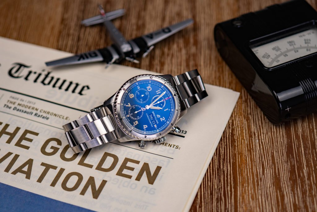 Breitling-Aviator-8-Chronograph-43-Day-Date-Test