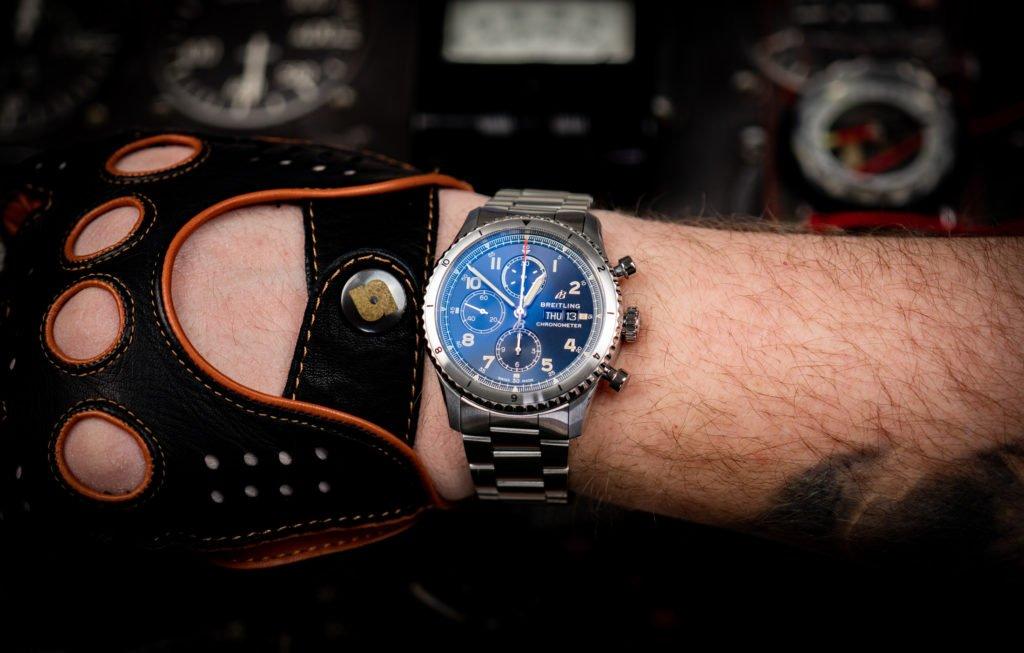 Breitling-Aviator-8-Chronograph-43-Fliegeruhr