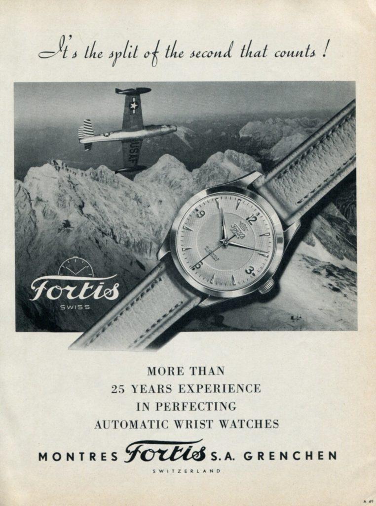 Fortis-Reklame-1953